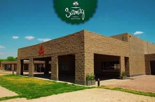 Alojamiento Samay Hotel Boutique, Hotel Boutique en Colonia Dora, Santiago del Estero